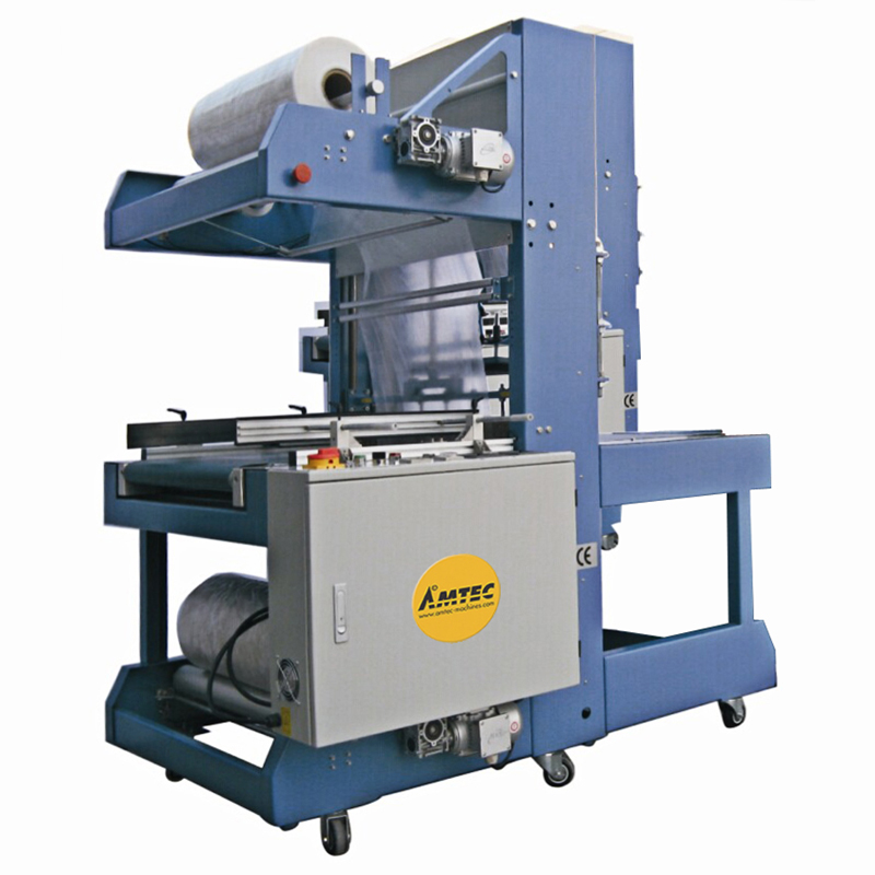Aut. SLEEVEshrink Machine AMTEC SLEEVEshrink S25 A Automatic New